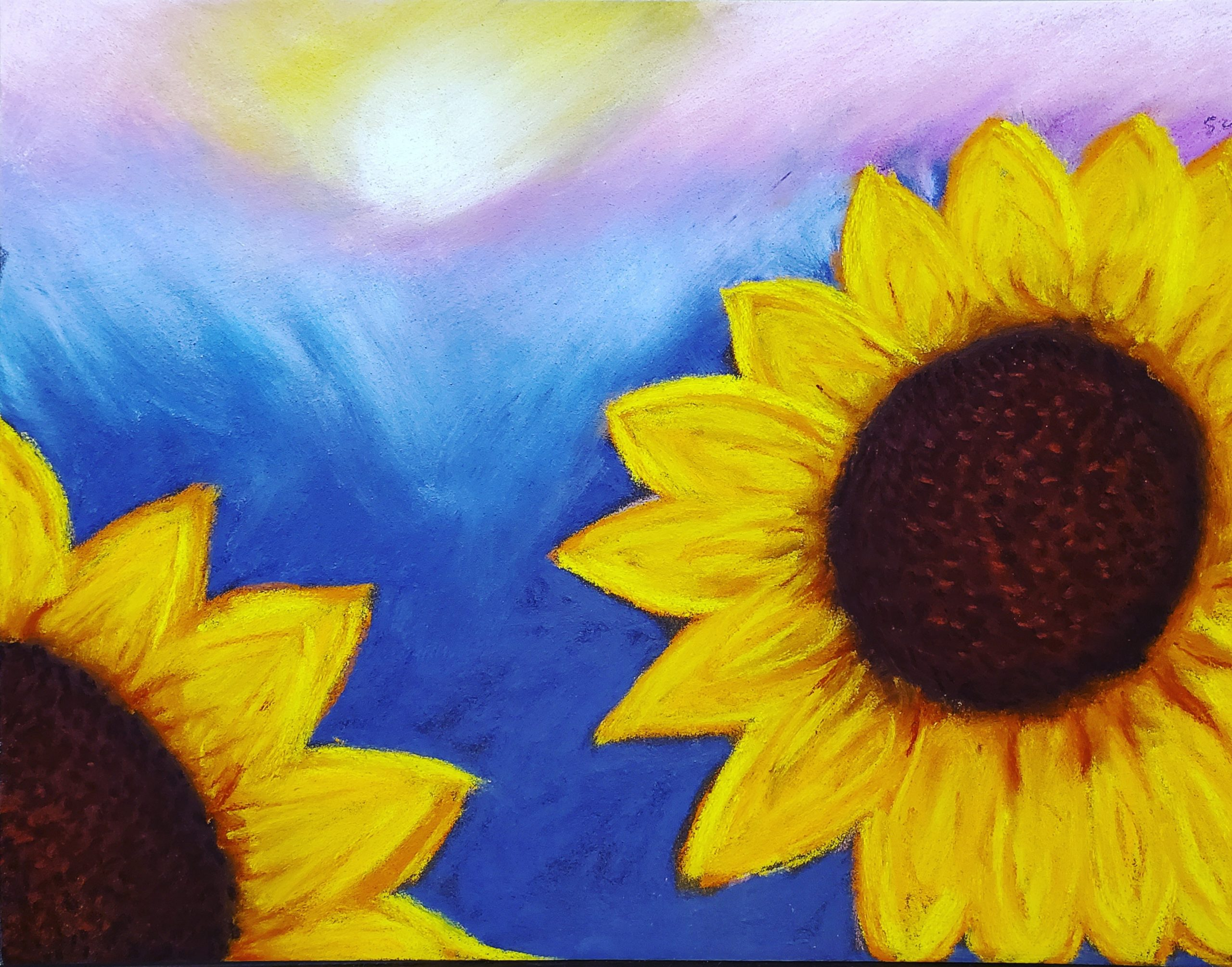 sunflower_painting
