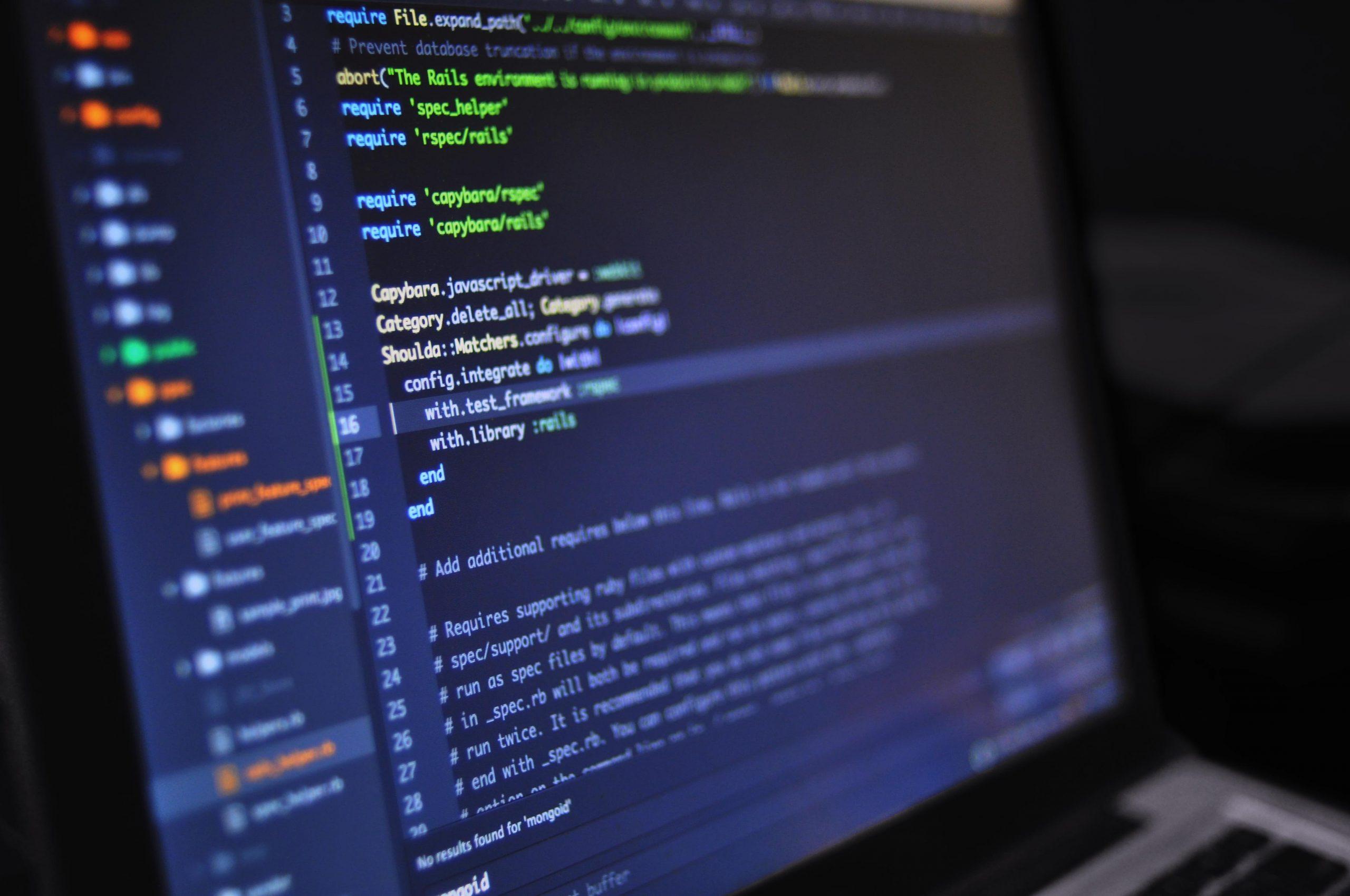 coding environment